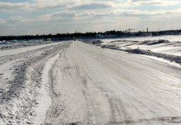 Первые ледовые переправы в Хабаровском крае откроются к концу декабря
