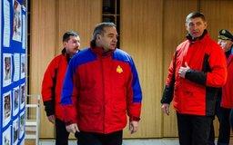 Владимир Пучков посетил Всероссийский центр мониторинга и прогнозирования чрезвычайных ситуаций МЧС России «Антистихия»