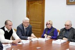 В администрации Хабаровска состоялось очередное заседание Общественного совета города