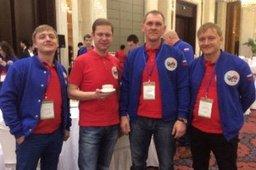 Егор Калинин в составе российской делегации молодежных лидеров отправился в Пекин
