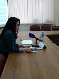 Руководитель Хабаровского УФАС России Елена Клостер рассказала журналистам о «четвертом антимонопольном пакете»