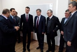 В ТОГУ открылась новая лаборатория оборудования связи