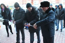 В Хабаровске в Индустриальном районе сдан спортивный комплекс «МК - спорт»