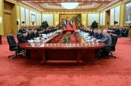 В. Шпорт: Необходимо более активно работать над привлечением китайских инвестиций в регион