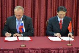 В Хабаровске прошло заседание совместной российско-китайской рабочей группы по борьбе с наводнениями