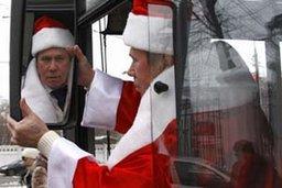 В Хабаровске пройдет традиционный конкурс на лучшее новогоднее оформление подвижного состава пассажирского транспорта