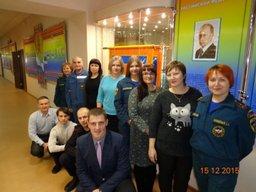 В Хабаровске прошло очередное заседание психологов силовых структур