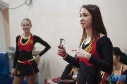 В Хабаровске прошли первые городские соревнования по черлидингу