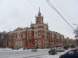 Вячеслав Шпорт направился с рабочей поездкой в Комсомольск-на-Амуре