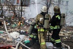МЧС России продолжает наращивать группировку на месте обрушения жилого дома в Волгограде