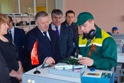 Губернатор: Мы будем развивать непрерывное инженерное образование в Комсомольске-на-Амуре