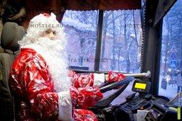 Конкурс на самое праздничное оформление пассажирского транспорта пройдет в Хабаровске