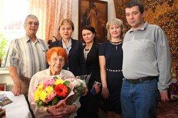 Одна из старшейших жительниц Хабаровска – Анна Ивановна Филиппова отпраздновала 100-летие со дня своего рождения