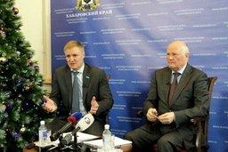 Сергей Луговской и Юрий Матвеев ответили на вопросы журналистов