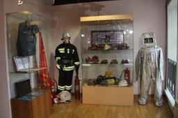 В Комсомольске-на-Амуре продолжает работать пожарно-техническая выставка «25 лет МЧС России»