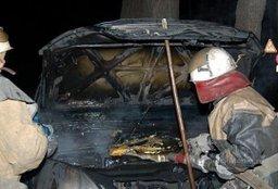Причиной вызова пожарных на переулок Темниковский стало загорание автомобиля
