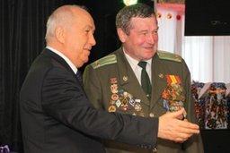 Мэр Хабаровска Александр Соколов провел новогодний прием ветеранов