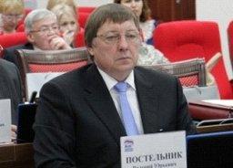 У комитета Законодательной Думы по вопросам промышленности, предпринимательства и инфраструктуры появился новый председатель
