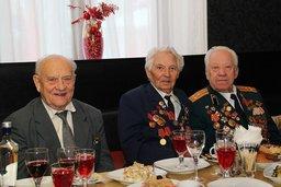 Новогодний прием ветеранов, прошедший в Хабаровске