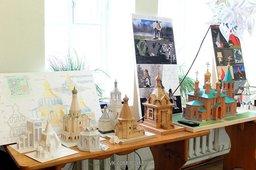 При хабаровском храме святого благоверного великого князя Александра Невского действует выставка