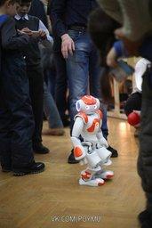 """12 декабря в Хабаровске на базе Тихоокеанского государственного университета состоялся второй фестиваль робототехники """"Робомех-2015"""""""