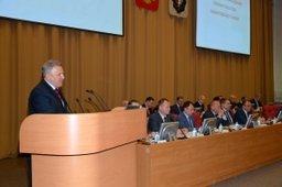 Вячеслав Шпорт выступит с ежегодным инвестиционным обращением к представителям законодательной и исполнительной власти