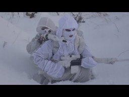 Курсанты школы снайперов ВВО совершили полевой выход в Хабаровском крае