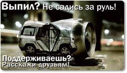 Госавтоинспекция Хабаровского края просит сообщать о нетрезвых водителях
