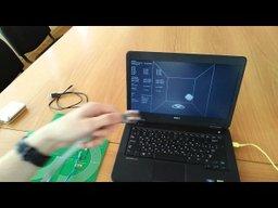 Хабаровчане создали перчатки виртуальной реальности