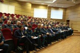 Владимир Пучков: «МЧС России повысит эффективность использования бюджетных средств в 2016 году»