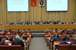 Вячеслав Шпорт сегодня выступит с ежегодным обращением об инвестиционной политике региона