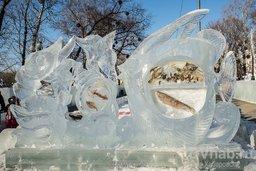 Ледовые мастера Хабаровска завершили ежегодный конкурс «Амурский хрусталь-2015»