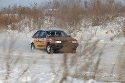 Чемпионат края по зимним трековым гонкам стартовал в Хабаровске