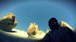 Два хабаровчанина покорили одно из самых высоких озер планеты