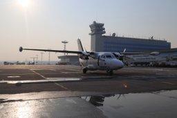Новый самолет Л-410 приобретен для работы на местных авиалиниях в Хабаровском крае