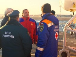 Глава МЧС России отметил высокий уровень готовности пожарных и спасателей Санкт-Петербурга к выполнению задач по предназначению