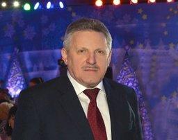 Губернатор Вячеслав Шпорт поздравил жителей края с Новым годом