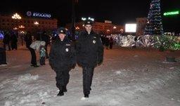 Новогодняя ночь в Хабаровском крае прошла без серьезных происшествий