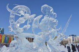 Международный конкурс «Ледовая фантазия» пройдет в Хабаровске 22-25 января