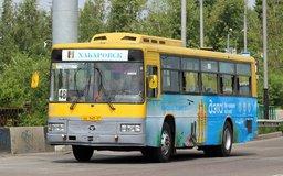 Автобусный маршрут № 48 закрыли из-за убыточности