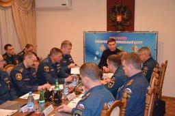 Владимир Степанов требует с учетом аномальных холодов превентивно задействовать максимально возможные силы для обеспечения безопасности на дорогах