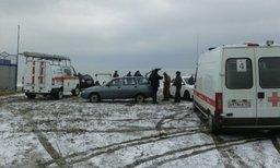 Спасатели МЧС России спасли 90 рыбаков со льдины