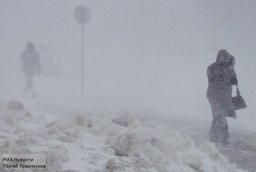 На Хабаровский край движется первый в новом году циклон