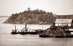 Считается, что Хабаровск (Хабаровка) был основан 31 мая 1858 года