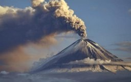 На Камчатке активизировался вулкан Шивелуч