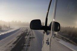 На зимней трассе нужно быть готовым ко всему