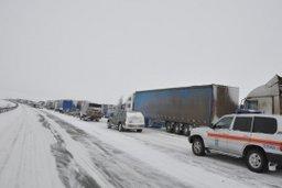 Трасса Оренбург–Орск вновь открыта для движения автотранспорта