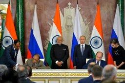Александр Галушка: Россия заинтересована в инвесторах из Индии (интервью газете Economic Times)