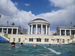 Крещенские купания пройдут в открытом бассейне на стадионе