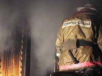 Пожарные ликвидировали пожар в садовом обществе «Родничок» в поселке Ильинка